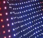 FLC-100 Flexible LED drapery