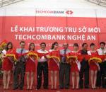 Tổ chức sự kiện Lễ khai trương Ngân hàng TMCP Kỹ thương Việt Nam