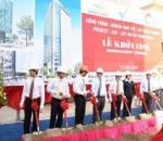 Lễ khởi công công trình khách sạn 165 - 167 Hai Bà Trưng