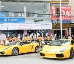 Tổ chức sự kiện diễu hành Roadshow của thương hiệu Piaggio