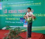 PVFCCO SW khai trương chi nhánh Tiền Giang