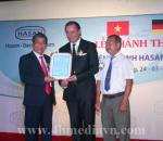 Khánh thành nhà máy dược phẩm Hasan- Dermapharm tại Bình Dương