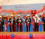 Vina Kyoei khởi công nhà máy thép tại Bà Rịa-Vũng Tàu