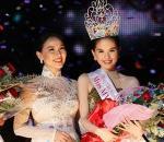 Hoa hậu VN quốc tế: Một đêm diễn bậc trung?