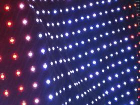 Thay đổi tần số khung hình và Tốc độ làm tươi của LED hiển thị