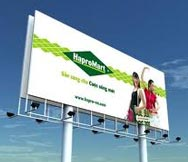 Bang quang cao Pano  Outdoor,Bảng quảng cáo Pano - Outdoor